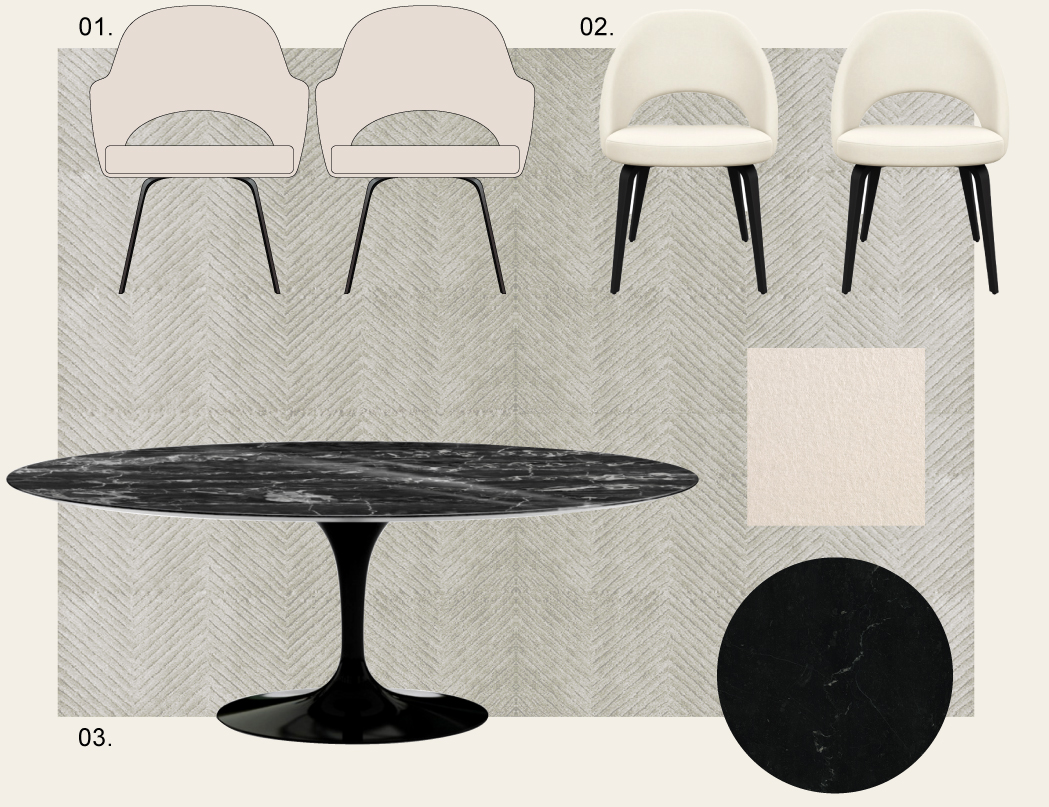 """Florence Knoll adapted Modernist principles to create a new """"total design"""" approach"""